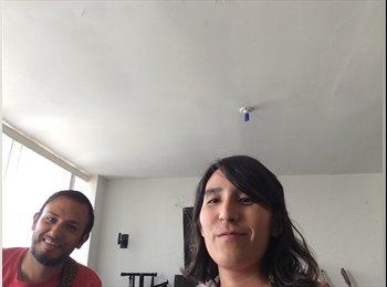 CompartoDepa MX - Meredith Trigueros - 26 - Tijuana