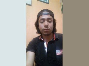 Francisco Javier - 23 - Estudiante