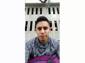 Ulises Adrian Cruz - 22 - Profesional