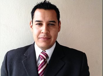 CompartoDepa MX - Carlos - 32 - León