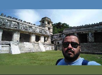 CompartoDepa MX - EUDO JOSE CHIRINOS  - 35 - Villahermosa
