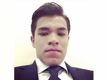 CompartoDepa MX - ivan castillo reyes  - 24 - Mexicali