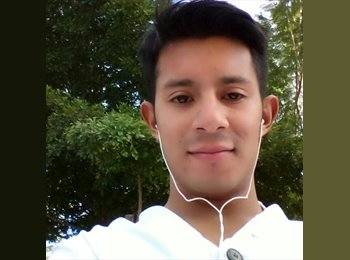 CompartoDepa MX - Alejandro - 21 - Hermosillo