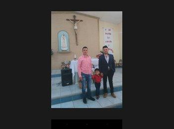CompartoDepa MX - Nikolay Quezada  - 25 - Zacatecas
