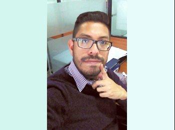 CompartoDepa MX - GUILLERMO GUSTAVO - 35 - Morelia