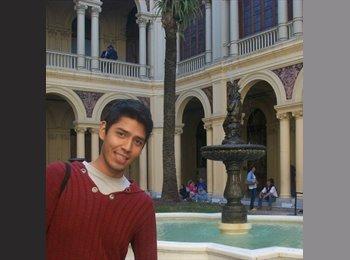 CompartoDepa MX - Victor Rivera - 24 - Zacatecas
