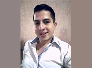 CompartoDepa MX - Noe Alvarado - 26 - Aguascalientes