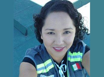 CompartoDepa MX - Leticia Martinez Campo - 25 - Aguascalientes