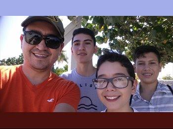 CompartoDepa MX - Claudio Olivarria Soto - 45 - Tijuana