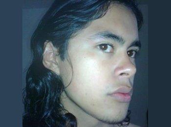 CompartoDepa MX - Esteban Noel - 20 - Aguascalientes