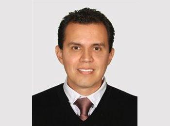 CompartoDepa MX - Juan Carlos - 35 - Mexico