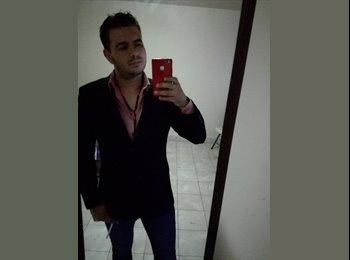 CompartoDepa MX - Marco Oranday - 28 - Saltillo