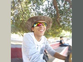 CompartoDepa MX - Christian Aguilar  - 18 - Tijuana