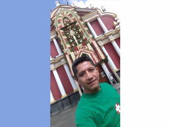 CompartoDepa MX - ENRIQUE MIRON - 40 - Puebla