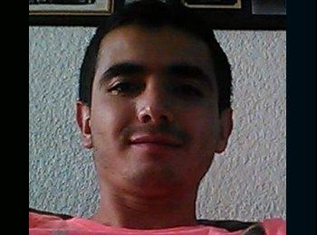 CompartoDepa MX - Francisco Martínez - 28 - Querétaro