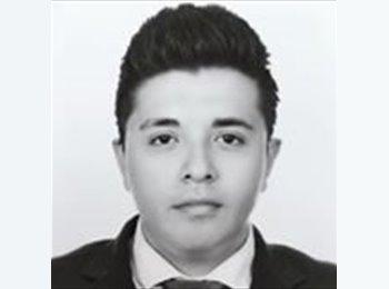 CompartoDepa MX - Jean Carlos - 25 - Guanajuato