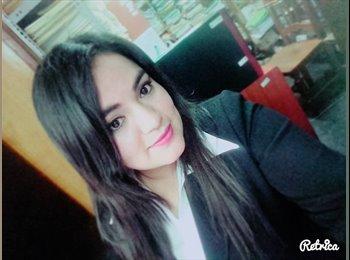 CompartoDepa MX - Vanessa  - 26 - Torreón