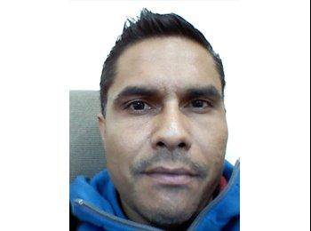 CompartoDepa MX - José Luis garcia  - 37 - Ciudad Juárez
