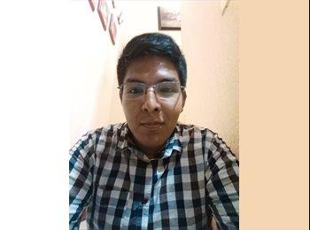 CompartoDepa MX - Luis Rojas - 21 - San Luis Potosí