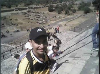 CompartoDepa MX - Yenier andres lozano - 30 - Ciudad Juárez