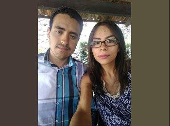 CompartoDepa MX - Brenda Miranda - 25 - León