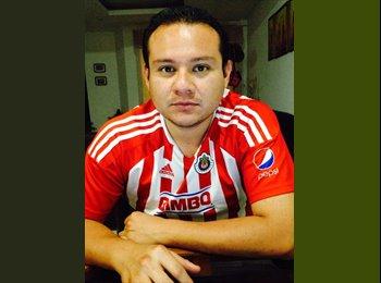 CompartoDepa MX - Roger - 31 - Puebla