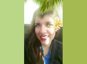 CompartoDepa MX - Tania Morales - 23 - Aguascalientes