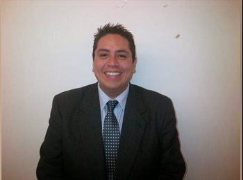 CompartoDepa MX - Marcelo - 40 - Monterrey