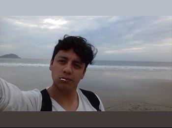 CompartoDepa MX - Carlos perez - 22 - Mazatlán