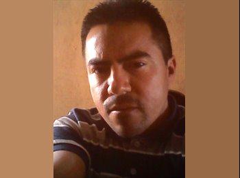 CompartoDepa MX - Luis rubio - 34 - Culiacán