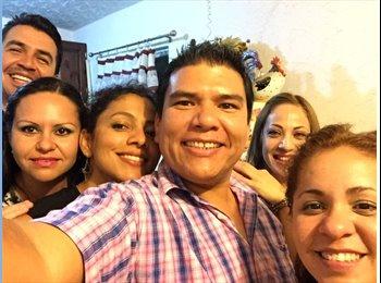 CompartoDepa MX - Eduardo - 36 - Hermosillo