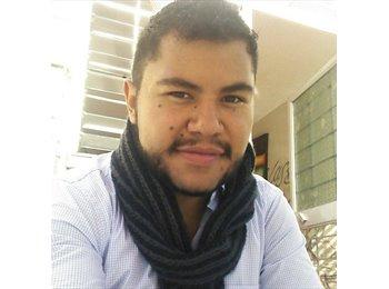 CompartoDepa MX - Jesús Daniel Zamora - 24 - Guadalajara