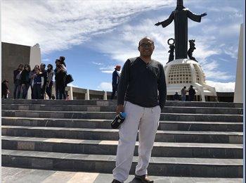 CompartoDepa MX - Raul Ramírez  - 34 - San Luis Potosí