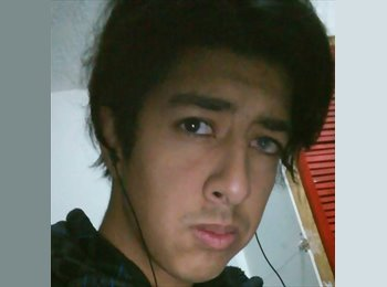 CompartoDepa MX - Felipe Talamantes - 20 - Ciudad Juárez