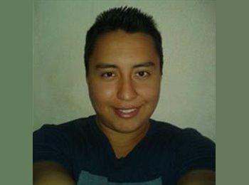 CompartoDepa MX - Erick Eyselé - 0 - Mérida