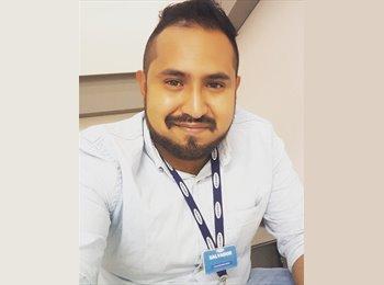 CompartoDepa MX - Salvador Moreno Reyes  - 25 - Monterrey
