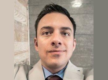 CompartoDepa MX - Manuel García - 30 - Cuauhtémoc