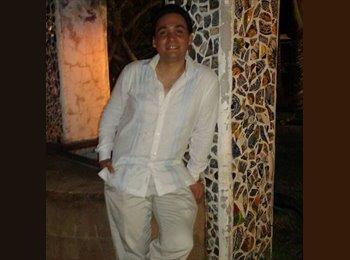CompartoDepa MX - Jose Antonio Cordero - 29 - Morelia