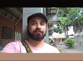 CompartoDepa MX - Bruno - 31 - Aguascalientes