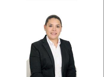 CompartoDepa MX - Gabriela Garcia - 39 - Aguascalientes
