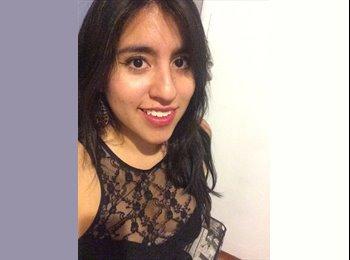 CompartoDepa MX - Karen Castro  - 22 - Cuauhtémoc