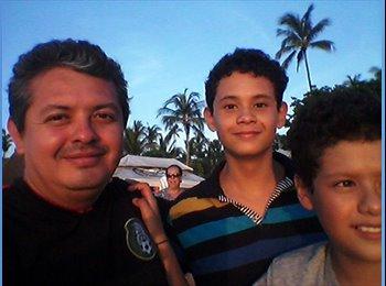 CompartoDepa MX - Enrique Morales - 44 - Tepic