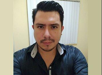 CompartoDepa MX - Marco Garcia - 32 - Villahermosa