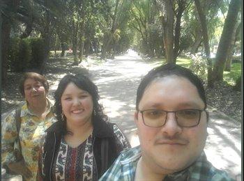 CompartoDepa MX - Emmanuel - 28 - Tepic