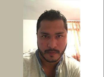 CompartoDepa MX - Jan carlos - 30 - Pachuca