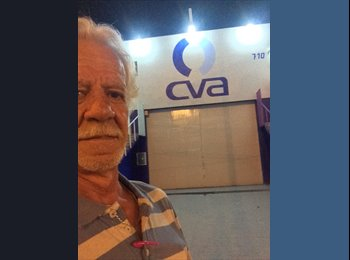 CompartoDepa MX - CARLOS FERNANDEZ - 60 - Tampico