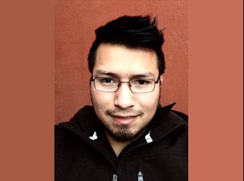 CompartoDepa MX - Miguel - 25 - Mexicali