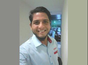 CompartoDepa MX - Gustavo Vásquez - 22 - Tuxtla Gutiérrez