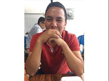 CompartoDepa MX - Jorge arturo solis - 23 - Guadalajara