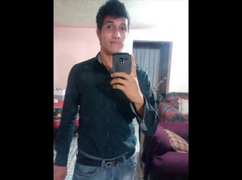 CompartoDepa MX - Angel - 23 - Mexicali